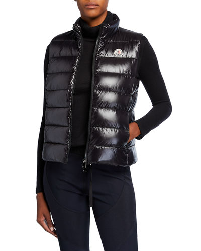 Moncler Quilted Womens Outerwear | Neiman Marcus