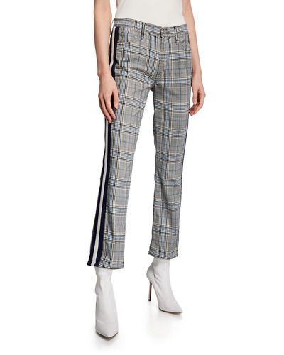 The Insider Ankle Straight-Leg Pants