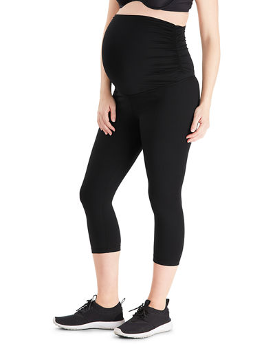 Maternity Essential Capri Leggings