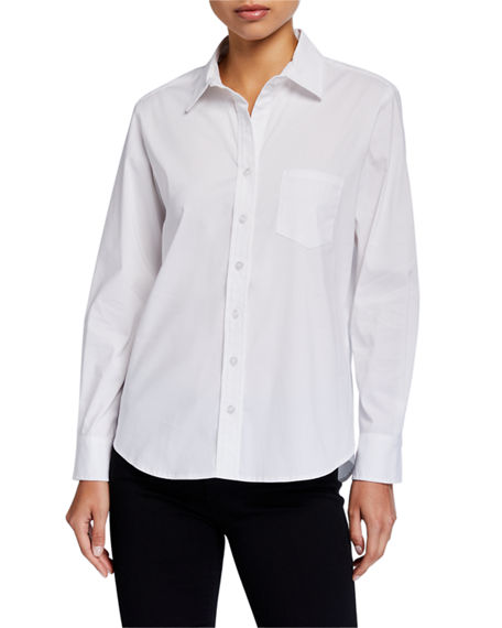 Finley Alex Perfect Button-Front Blouse