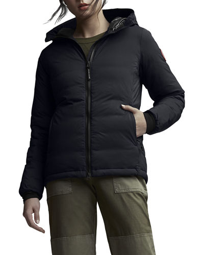 Canada Goose Camp Hoody w/ Matte Finish