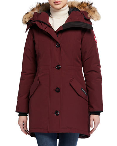 Rossclair Parka Jacket Fusion Fit