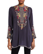 Johnny Was Liliana Embroidered Tunic and Matching Items