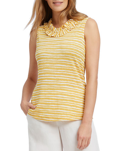 Nantucket Striped Tank