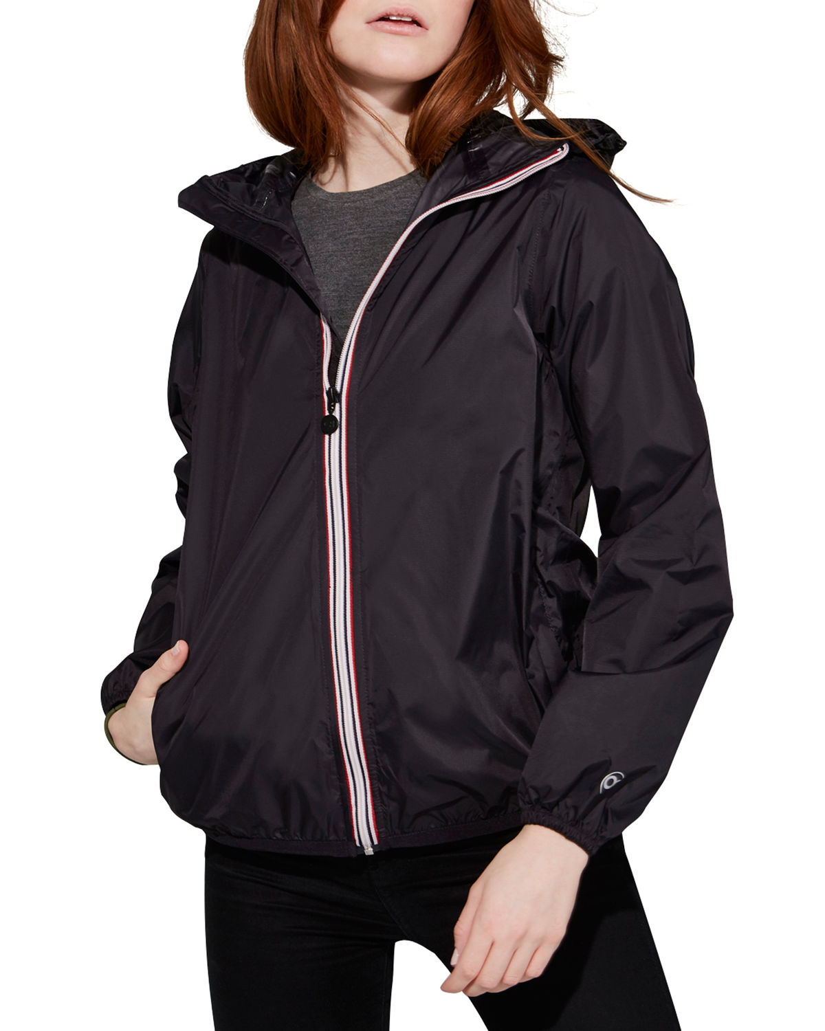 f99dccc4d Sloane Full-Zip Packable Rain Jacket