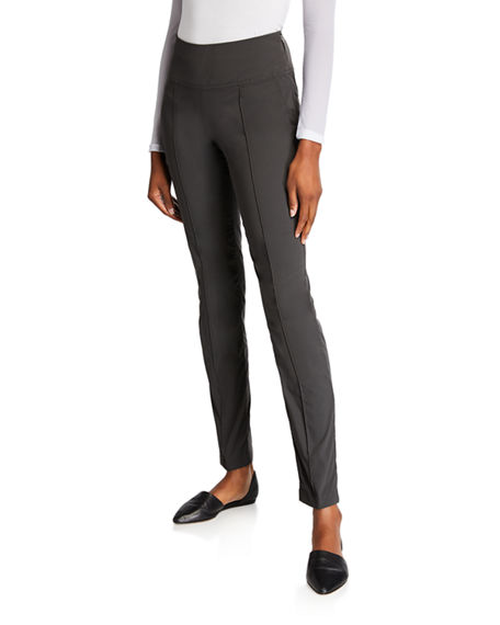 Image 1 of 3: Anatomie Sonia High-Rise Pintuck Side Zip Pants