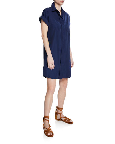 Finley Charlie Short-Sleeve Shirtdress