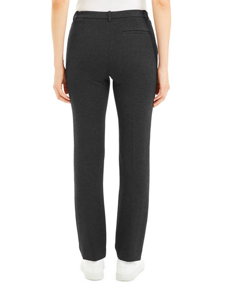 Image 3 of 4: Theory Tailored Ponte Trousers