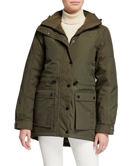 The North Face Reign On Down Parka Coat