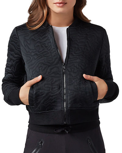 Espionage Crop Jacket