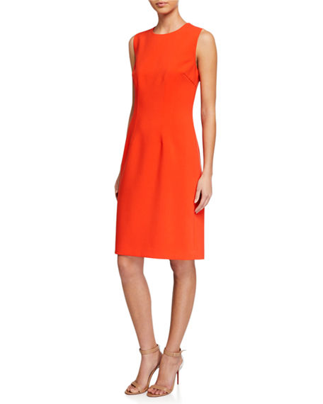 Image 1 of 2: Kobi Halperin Shai Sleeveless Sheath Dress
