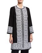 Kobi Halperin Marta Paisley Coat and Matching Items