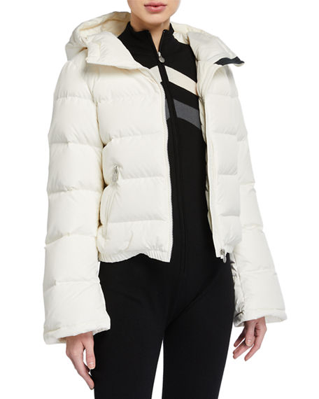 Image 2 of 3: Perfect Moment Polar Flare Puffer Jacket