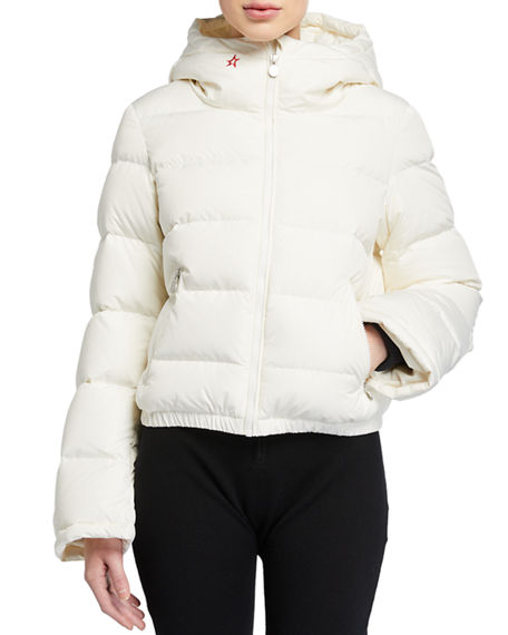 Image 1 of 3: Perfect Moment Polar Flare Puffer Jacket