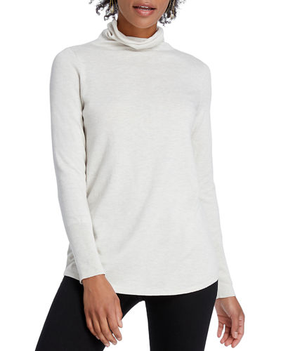 It Item Long-Sleeve Turtleneck Top