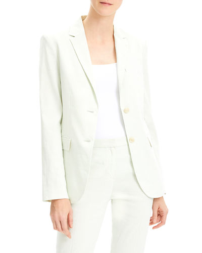 Eco Crunch Wash Blazer