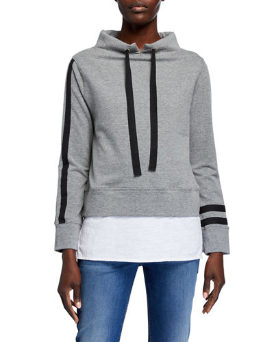 Power Player Layered Pullover Sweater