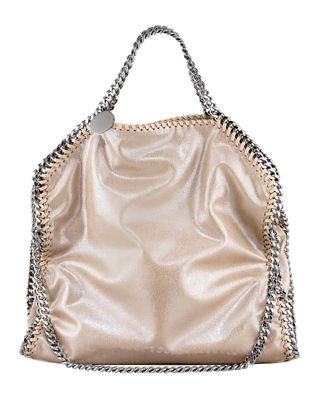 Image 1 of 3: Falabella Fold-Over Tote Bag
