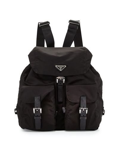 Vela Large Two-Pocket Backpack