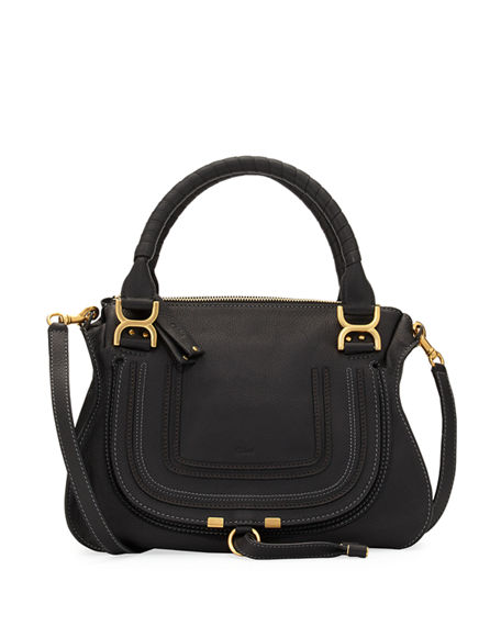 007d4180bb2 Chloe Marcie Medium Satchel Bag | Neiman Marcus