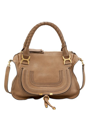 Marcie Medium Satchel Bag