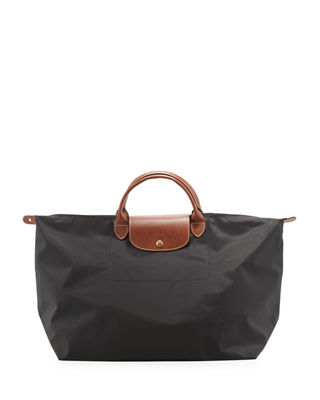 Image 1 of 3: Le Pliage Large Travel Bag