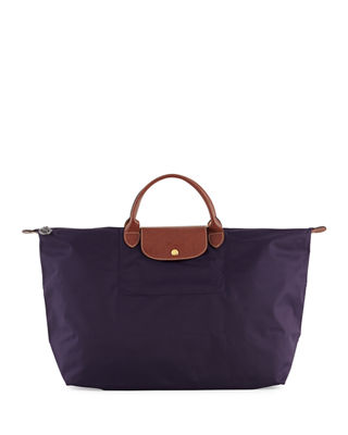 Longchamp Le Pliage Travel Bag & Matching Items