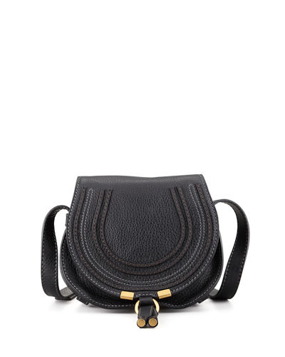 46c3a25a5b5f Quick Look. Chloe · Marcie Small Leather Crossbody Bag