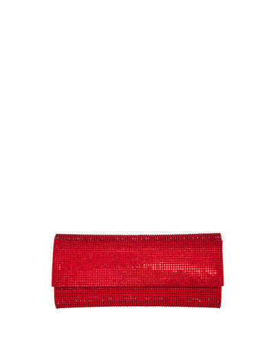 Ritz Fizz Crystal Clutch Bag