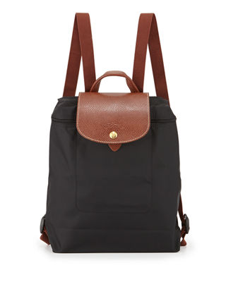 Image 1 of 2: Le Pliage Nylon Backpack