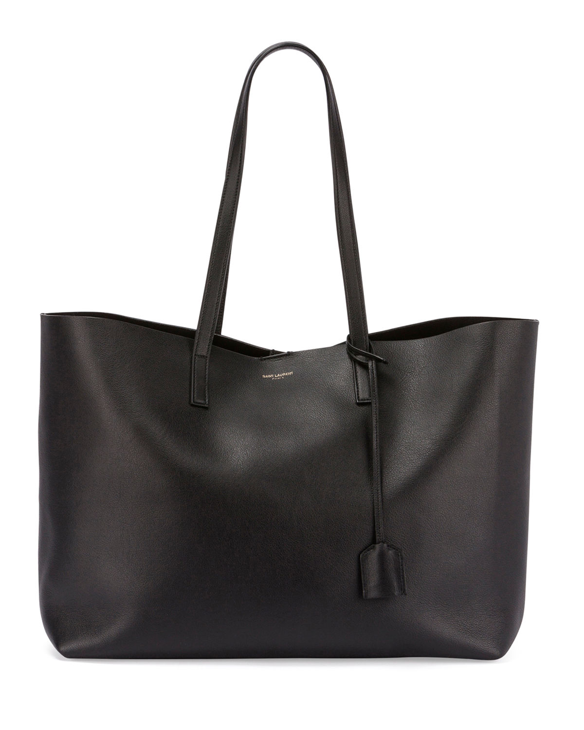 6fca7a4c3fa Saint Laurent East West Shopping Tote Bag | Neiman Marcus