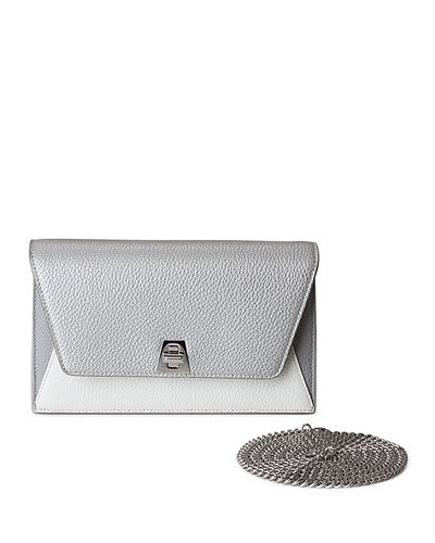 Anouk Clutch Bag w/Chain