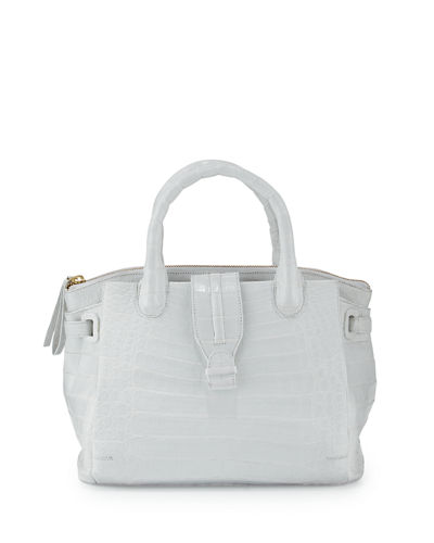 Nancy Gonzalez New Cristina Medium Crocodile Tote Bag