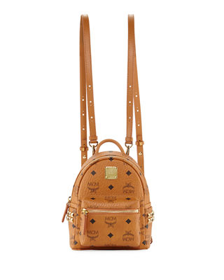 MCM Stark X-Mini Side Stud Backpack