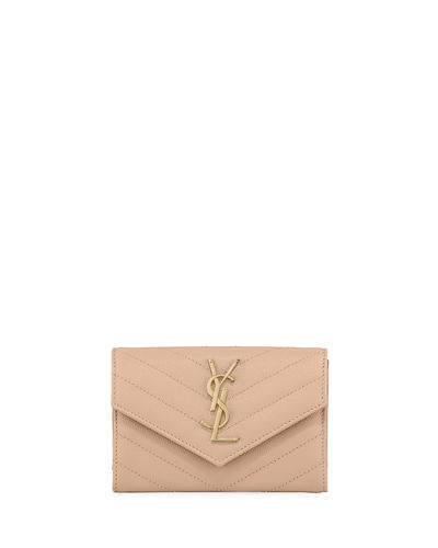 Monogram YSL Small Envelope Wallet