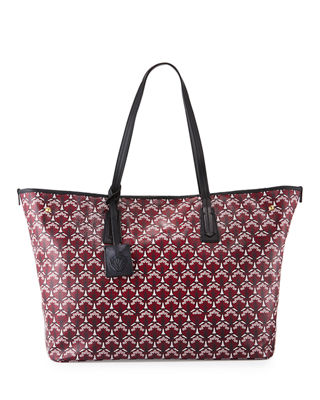 Marlborough Iphis-Print Tote Bag