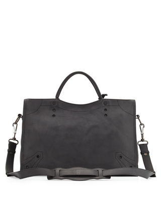 Image 2 of 2: Blackout City AJ Shoulder Bag