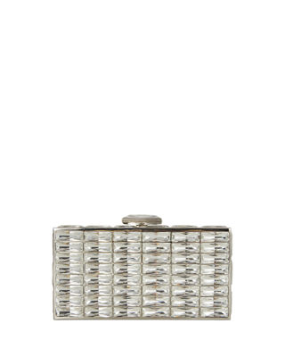 New Goddess Crystal Clutch Bag