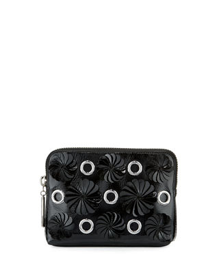 3.1 Phillip Lim 31 Second Floral Pouch Bag