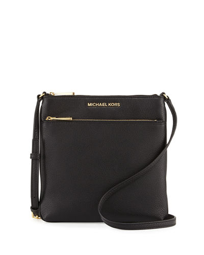 MICHAEL Michael Kors Riley Small Leather Crossbody Bag