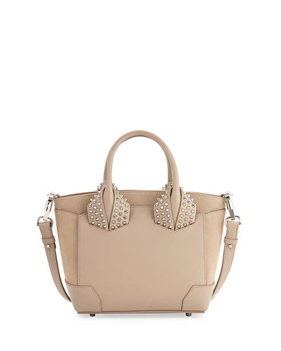 365fc3a932a Eloise Small Leather Spike Tote Bag