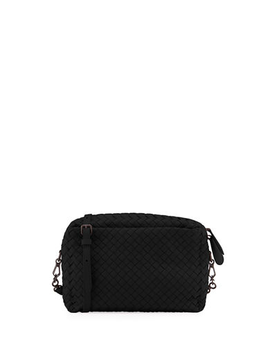 Bottega Veneta Small Intrecciato Camera Bag