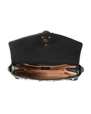 Image 5 of 5: Broadway Pearly Bee Shoulder Bag