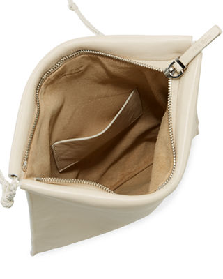 Image 2 of 3: Medicine Large Pouch Bag in Puffy Napa