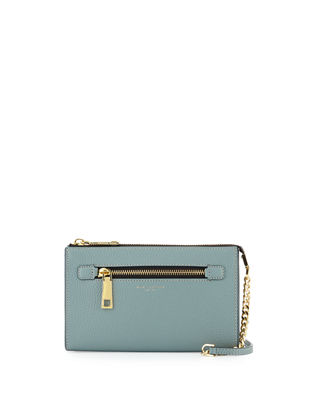 Marc Jacobs Gotham Small Leather Crossbody Bag