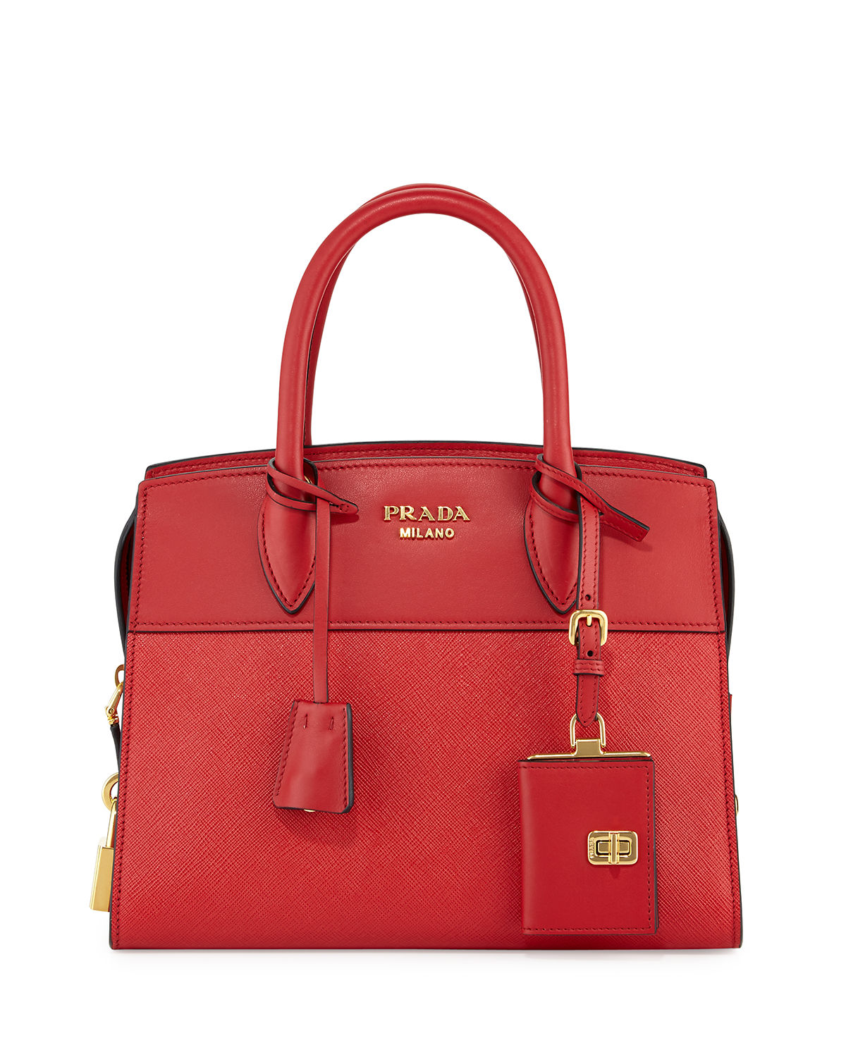 Esplanade Small City Satchel Bag