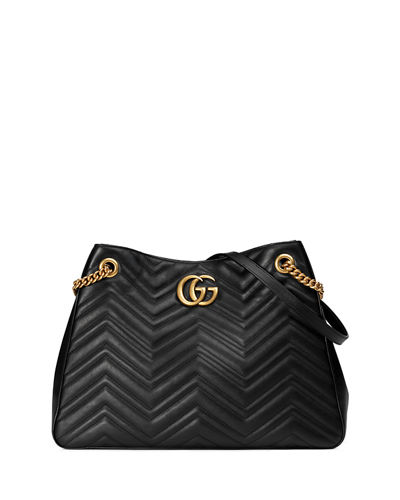 GG Marmont Matelasse Shoulder Bag