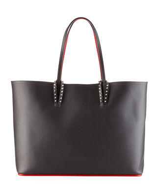 Cabata Small Black Patent Leather Tote Bag