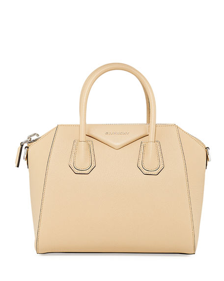 Givenchy Antigona Small Grained Leather Bag