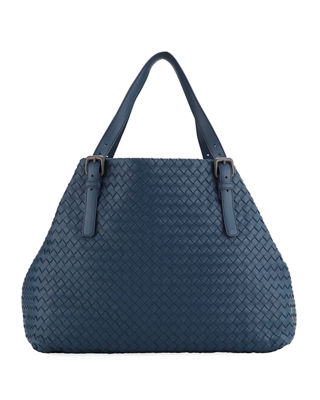 Bottega Veneta Large Woven A-Shape Tote Bag